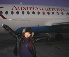 Keiと飛行機