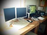 NEW PCとデュアルディスプレー